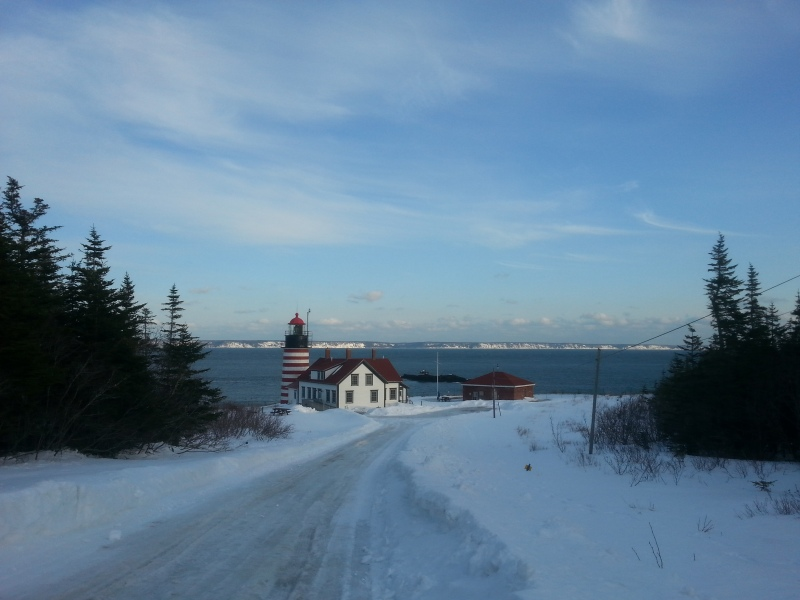 W. Quoddy Head Lighthouse